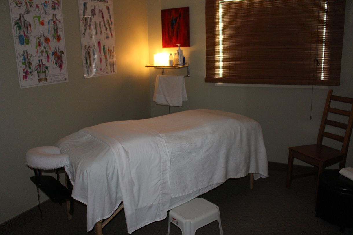 Massage therapy room 3