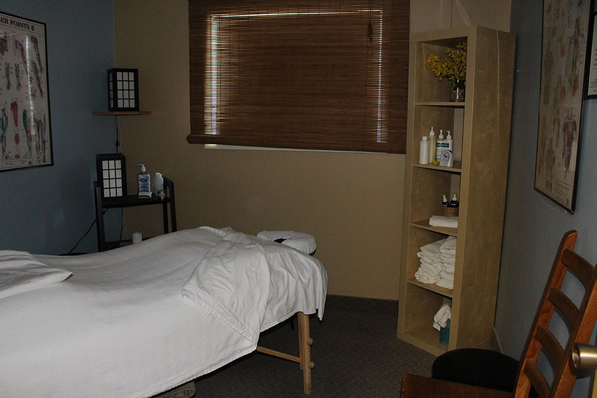 Massage therapy room 2